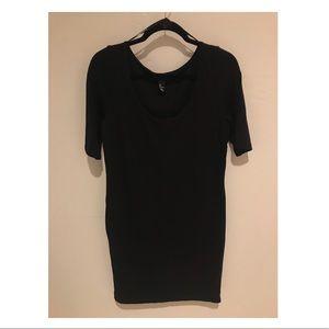 | Slim Fit Black H&M Dress |
